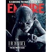 【ゴラム表紙】EMPIRE 2012年12月「The Hobbit ホビット:思いがけない冒険」特集号 5/5
