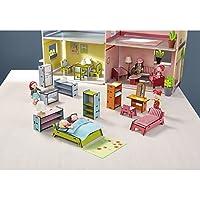 [Harbor] HABA Little Friends Dollhouse Furniture Set for Villa Sunshine 300511 [parallel import goods]