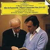 Piano Concerti 21 & 23 by SERKIN / LONDON SYM ORCH / ABBADO (1990-05-03)