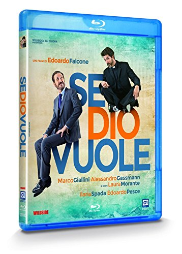 God Willing (2015) ( Se Dio vuole ) [ Blu-Ray, Reg.A/B/C Import - Italy ]