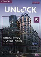 Unlock Level 5 Reading, Writing, & Critical Thinking Student's Book, Mob App and Online Workbook w/ Downloadable Video