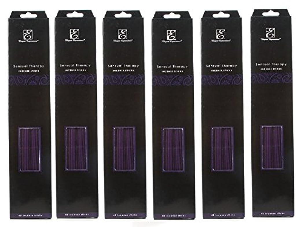 追い付く回復政府Hosley 's Highly Fragranced官能的療法Incense Sticks 240パック、Infused with Essential Oils。Ideal For結婚式、イベント、アロマセラピー、Spa...