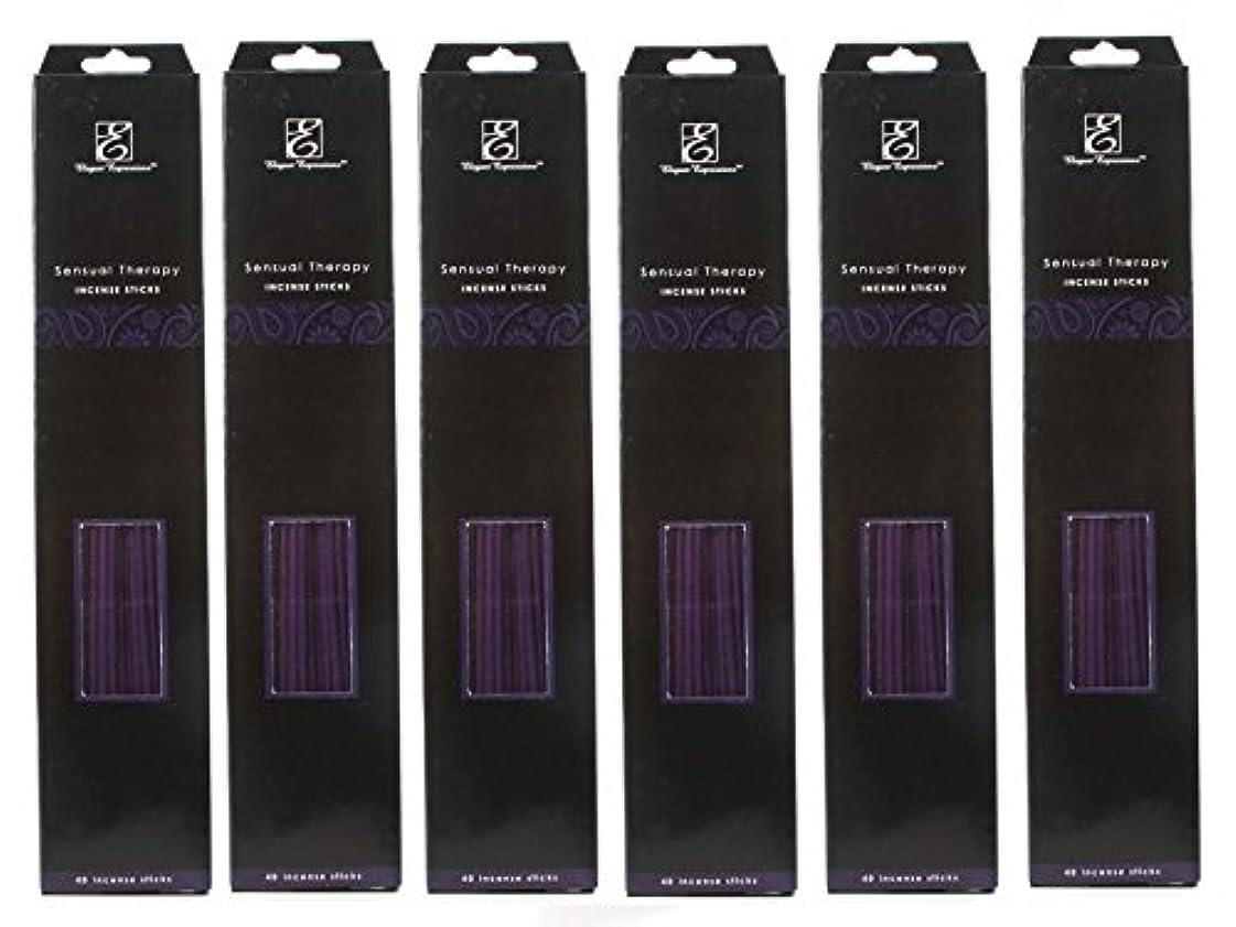 効果飢社交的Hosley 's Highly Fragranced官能的療法Incense Sticks 240パック、Infused with Essential Oils。Ideal For結婚式、イベント、アロマセラピー、Spa...