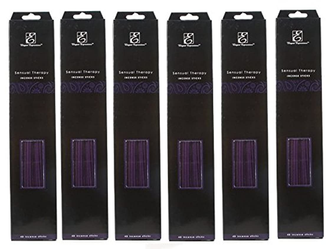くしゃみ難しいかんたんHosley 's Highly Fragranced官能的療法Incense Sticks 240パック、Infused with Essential Oils。Ideal For結婚式、イベント、アロマセラピー、Spa...