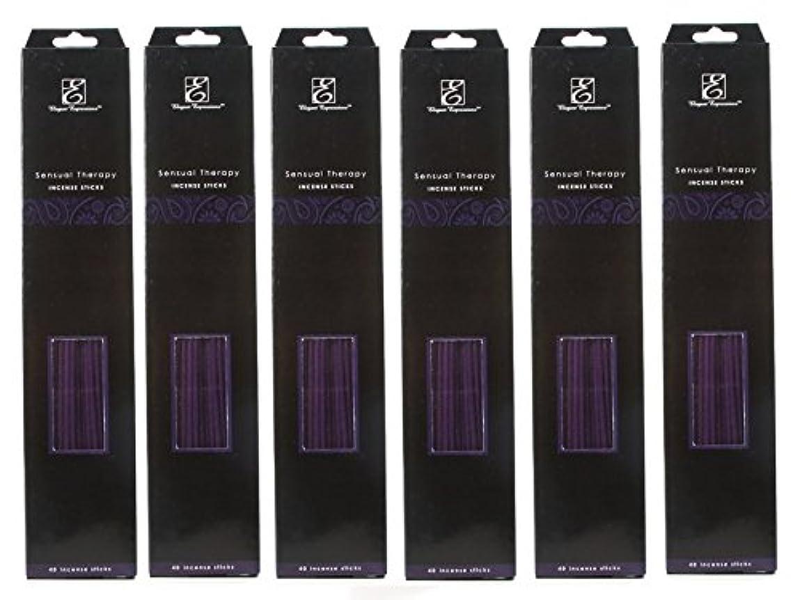 消去ライトニングスワップHosley 's Highly Fragranced官能的療法Incense Sticks 240パック、Infused with Essential Oils。Ideal For結婚式、イベント、アロマセラピー、Spa...