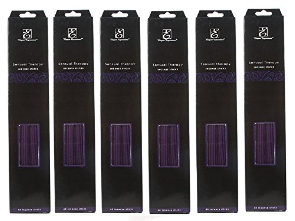 クラシックペナルティエレベーターHosley 's Highly Fragranced官能的療法Incense Sticks 240パック、Infused with Essential Oils。Ideal For結婚式、イベント、アロマセラピー、Spa...