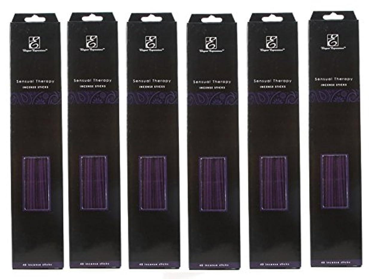 閃光まともなかなりのHosley 's Highly Fragranced官能的療法Incense Sticks 240パック、Infused with Essential Oils。Ideal For結婚式、イベント、アロマセラピー、Spa...