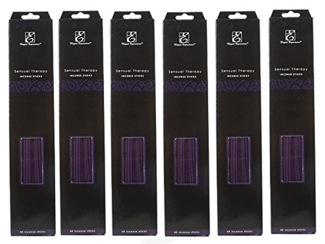 Hosley 's Highly Fragranced官能的療法Incense Sticks 240パック、Infused with Essential Oils。Ideal For結婚式、イベント、アロマセラピー、Spa...