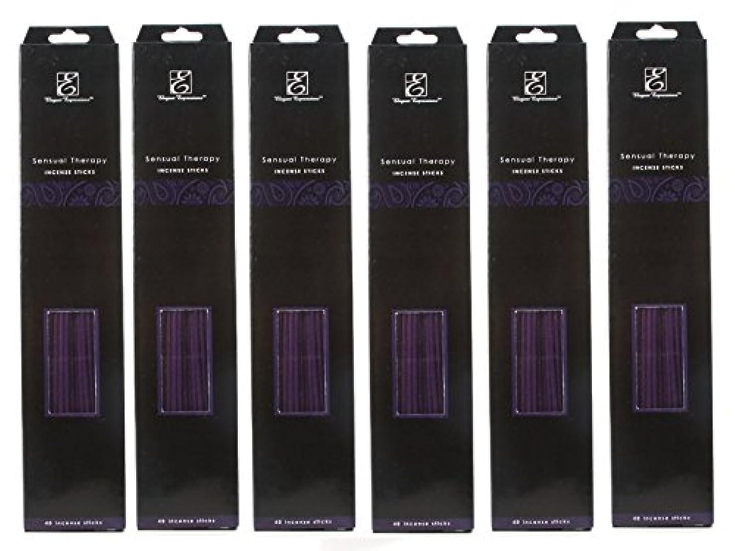 北ブランデー公演Hosley 's Highly Fragranced官能的療法Incense Sticks 240パック、Infused with Essential Oils。Ideal For結婚式、イベント、アロマセラピー、Spa...