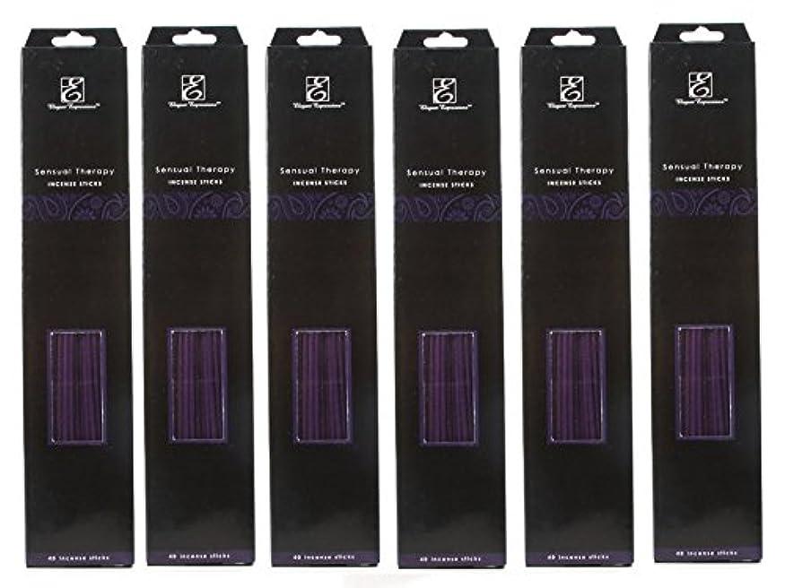 ブラザー五月サーマルHosley 's Highly Fragranced官能的療法Incense Sticks 240パック、Infused with Essential Oils。Ideal For結婚式、イベント、アロマセラピー、Spa...