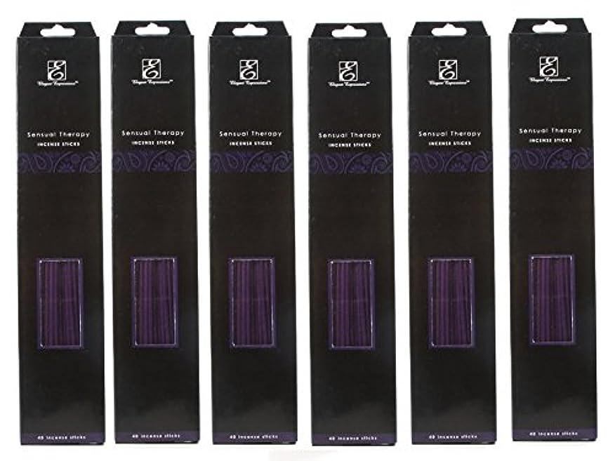 汗大惨事活性化するHosley 's Highly Fragranced官能的療法Incense Sticks 240パック、Infused with Essential Oils。Ideal For結婚式、イベント、アロマセラピー、Spa...