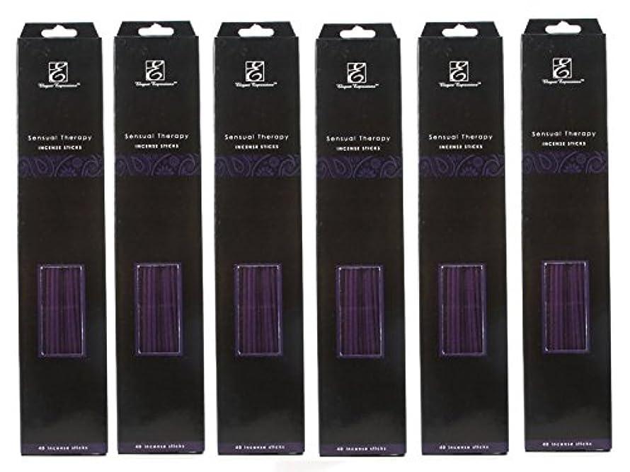野球義務尾Hosley 's Highly Fragranced官能的療法Incense Sticks 240パック、Infused with Essential Oils。Ideal For結婚式、イベント、アロマセラピー、Spa...