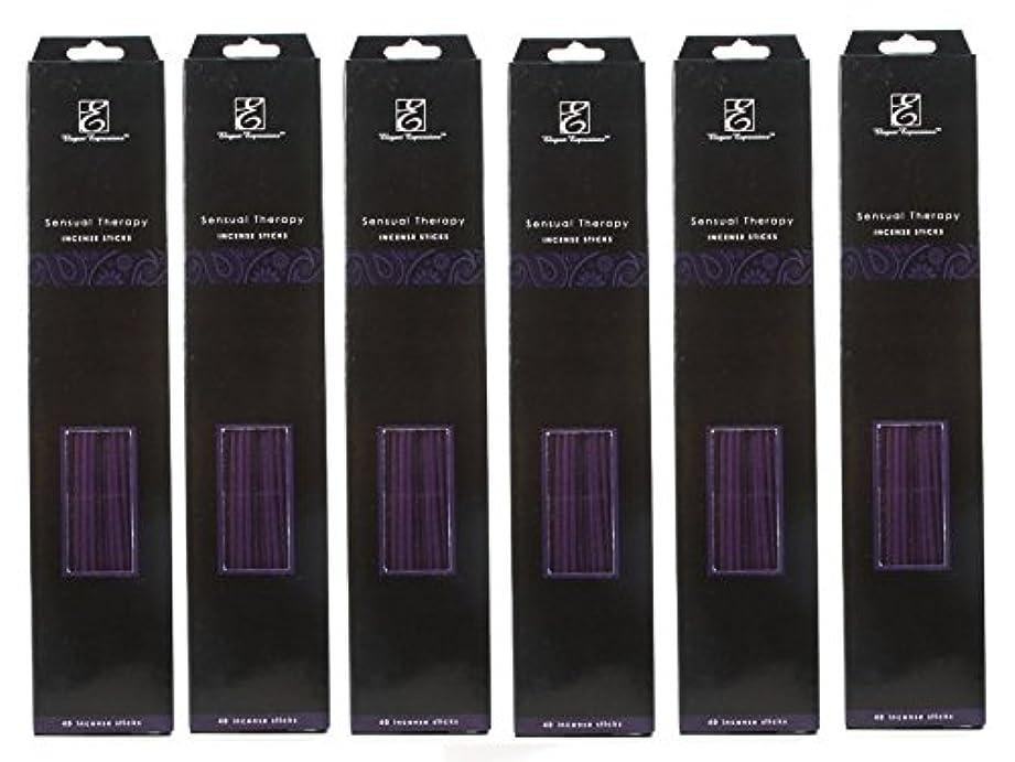 水銀のハック約設定Hosley 's Highly Fragranced官能的療法Incense Sticks 240パック、Infused with Essential Oils。Ideal For結婚式、イベント、アロマセラピー、Spa...
