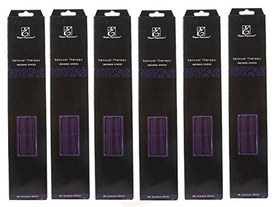 スピーチ保証痛いHosley 's Highly Fragranced官能的療法Incense Sticks 240パック、Infused with Essential Oils。Ideal For結婚式、イベント、アロマセラピー、Spa...