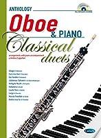 Andrea Cappellari: Classical Duets - Oboe/Piano (Book/CD) / アンドレア・カッペラーリ: クラシカル・デュエット - オーボエ/ピアノ (本・CD)
