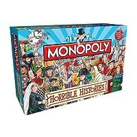 モノポリー 恐ろしいヒストリー/ボードゲーム