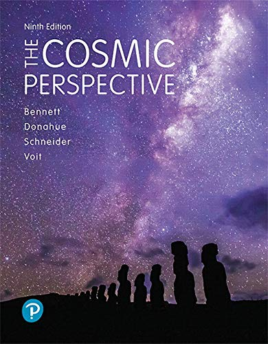 Download Cosmic Perspective, The Plus Mastering Astronomy with Pearson eText -- Access Card Package (9th Edition) (Bennett Science & Math Titles) 0134988930