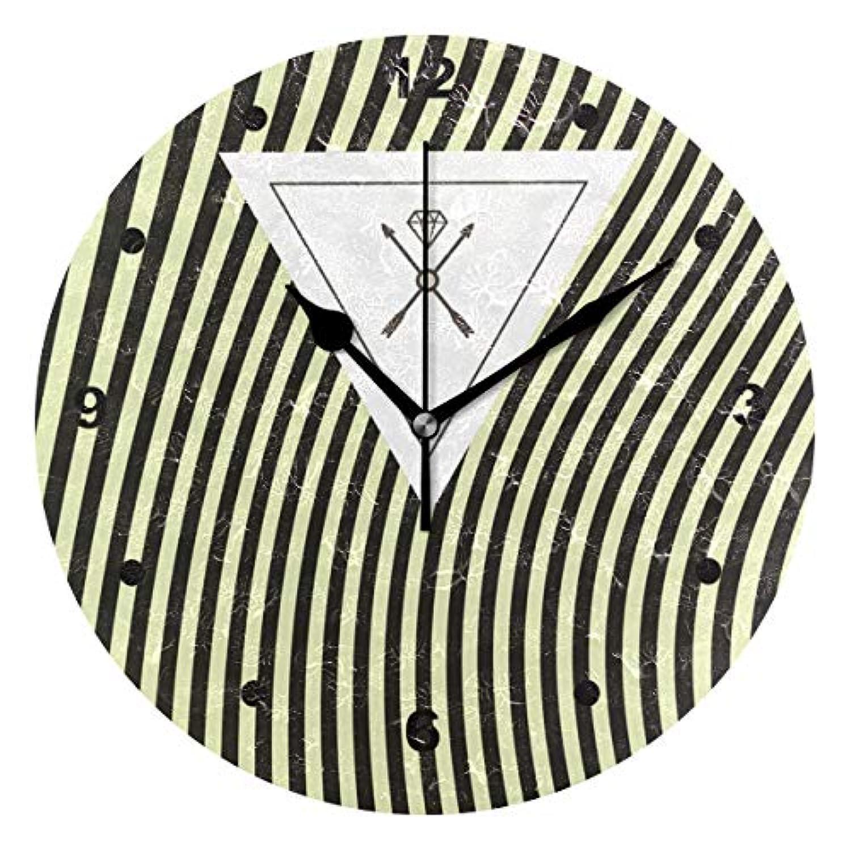 インテリア 掛け時計 木製 サイレント キッズ 子供 部屋 簡単 ゼブラ子供 置き時計 おしゃれ 北欧 時計 壁掛け 連続秒針 電池式