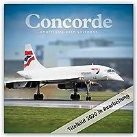 Concorde 2020: Original Carousel-Kalender