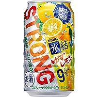 【季節限定】キリン 氷結ストロング ゆずレモン 350ml×24本