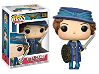 Pop! Heroes: Wonder Woman - Etta Candy (製造元:Funko) [並行輸入品]