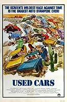 Used Carsムービーポスター11x 17インチ–28cm x 44cm ( 1980)スタイルB–(カート・ラッセル) (ジャックWarden ) ( Deborah Harmon ) ( Gerrit Graham ) (ジョー・フラハティ) (マイケル・マッキーン)