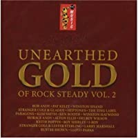 Vol. 2-Unearthed Gold of Rock Steady