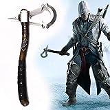 高品質!Assassin's Creed IIIアサシンクリードトマホーク 戦斧Tomahawk AXE