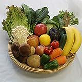 有機・無農薬栽培野菜と安心果物セット