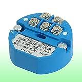 uxcell 温度伝送器 温度センサートランスミッター PT1000-300C出力0?10V DC プラスチック