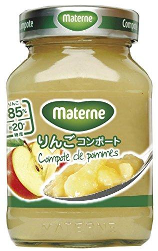 Materne(マテルネ) りんごコンポート 290g