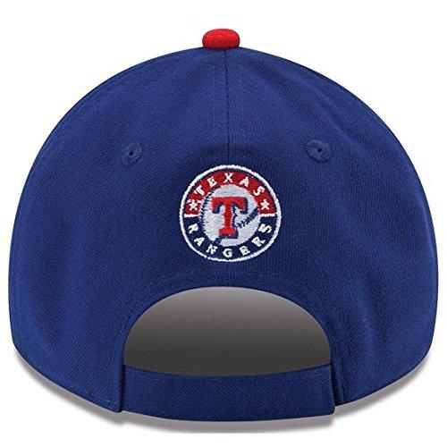 NEW ERA (ニューエラ) MLBツートーンキャップ (2 TONE 9FORTY 940 MLB Cap) テキサス・レンジャーズ