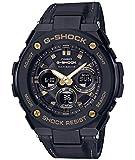 [カシオ] 腕時計 ジーショック G-STEEL 電波ソーラー GST-W300GL-1AJF メンズ ブラック