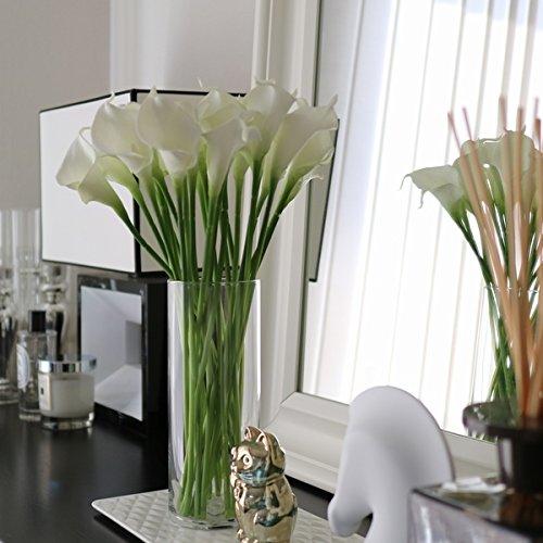 [해외]플라워베이스 심플한 플라워베이스 투명 유리 MIRAGE-STYLE 인기 상품 현대 꽃병 세련된 패션/Flower base simple flower base clear glass MIRAGE-STYLE popular items modern flower vase stylish fashion