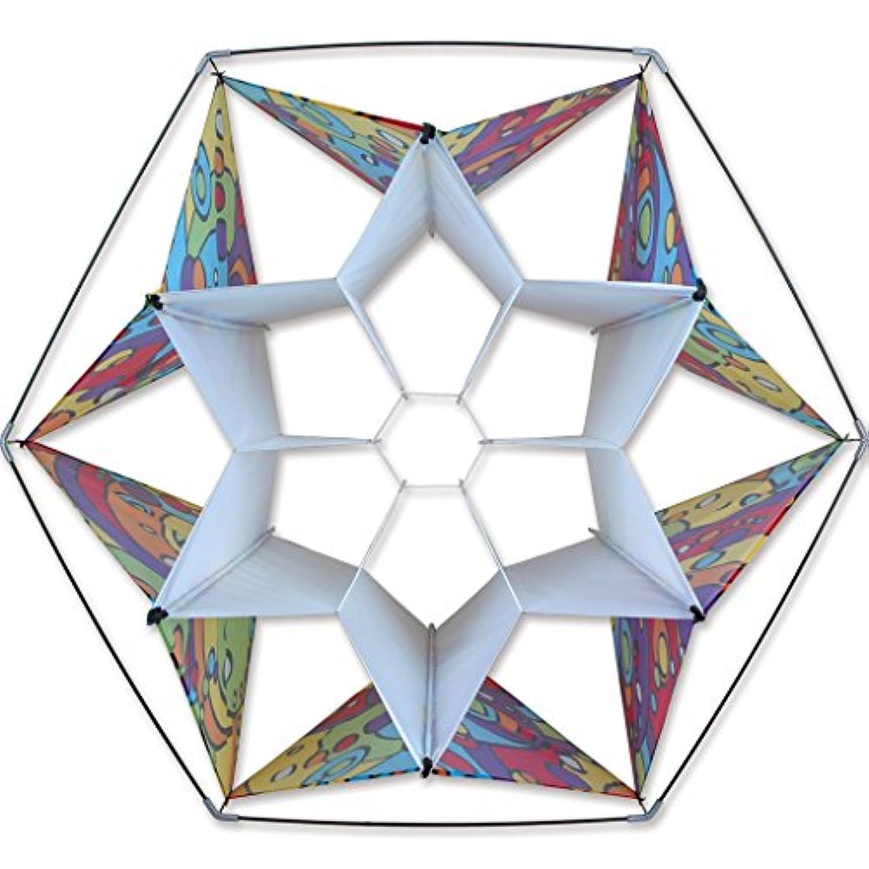 Clarke 's Crystal Kite – Rainbow Orbit