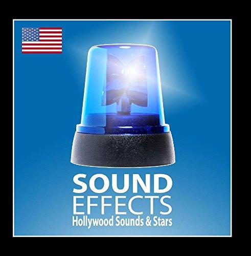 Amerikanische Polizei - Usa Police Ambulance Fire Department Sound Effekt