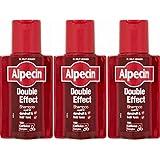 SIX PACKS of Alpecin Double Effect Caffeine Shampoo - 200ml