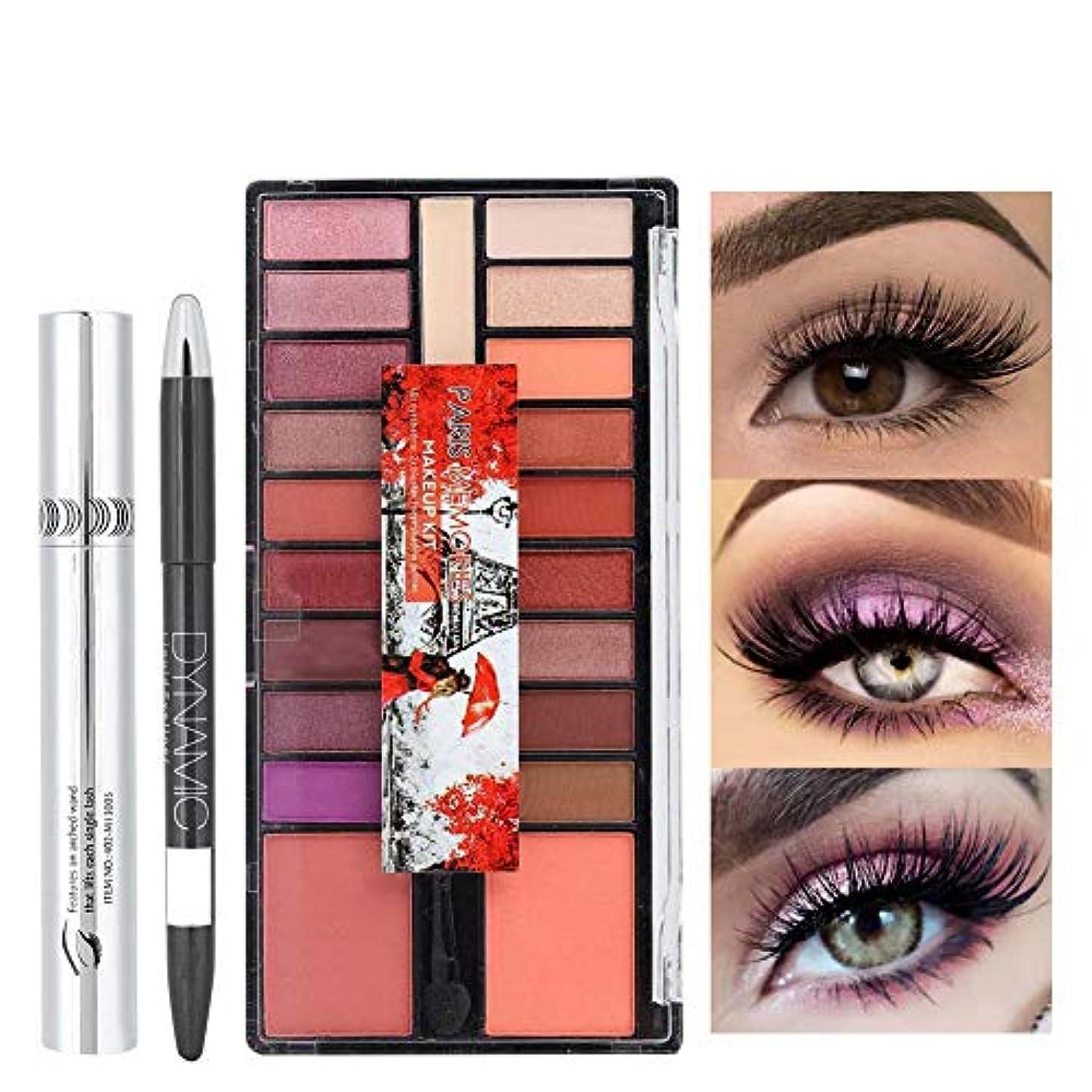 16色 アイシャドウパレット アイシャドウパレット 化粧マット グロス アイシャドウパウダー 化粧品ツール
