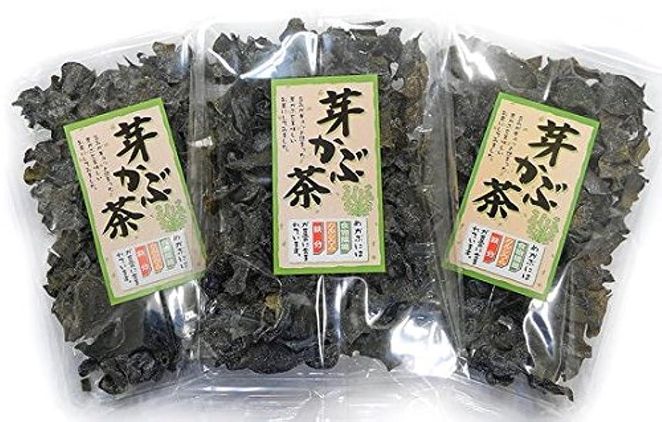 限界を必要としています守銭奴道正昆布 芽かぶ茶 3個セット