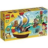 レゴ (LEGO) デュプロ ジェイクとネバーランドのかいぞくたちジェイクの海賊船バッキー 10514