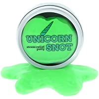 Unicorn Snot Stress Putty - Stress Relief Toys - Unicorn Gifts - Stocking Stuffers for Girls - Stocking Stuffers for Women - Unicorns - Unicorn Boogers by Gears Out