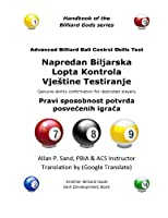 Advanced Billiard Ball Control Skills Test (Croatian): Genuine Ability Confirmation for Dedicated Players