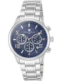 [サルバトーレマーラ]Salvatore Marra メンズ腕時計 サルバトーレマーラ クロノグラフ SM15102-SSBL メンズ 【正規輸入品】