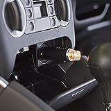 ドライブタイムレザー 単品(本体のみ) drive time leather 車用アロマディフューザー [アクセサリーソケットタイプ/DC12V電源]