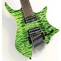 Boden J-Series J7 Standard Tremolo (Light Green/Rosewood) [Made in Japan]