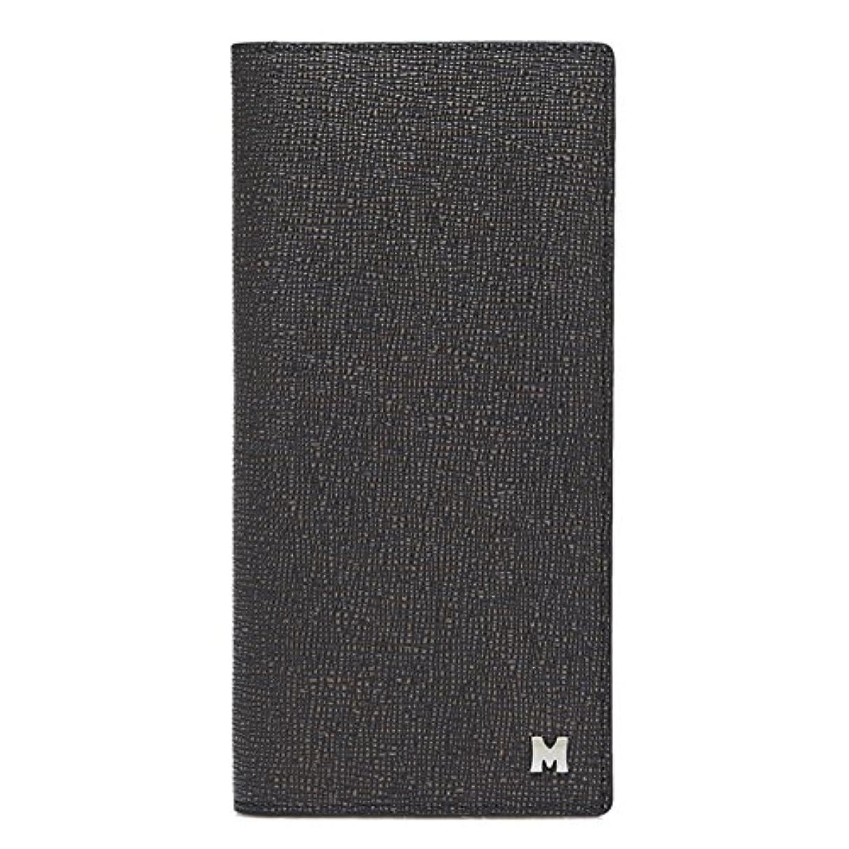 ストロー欲しいです病者(メトロシティ) Metrocity Men's Long Wallet 長財布 M63NH140D (並行輸入品)