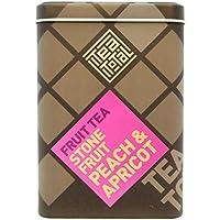 Tea Total / ティートータル ピーチ & アプリコット 100g 缶