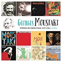 Georges Moustaki: Integrale Des Albums Studio 1969-1984