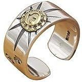 GOOD TOWN 指輪 メンズ リング シルバー925 サイズ 調整可能 シルバーリング 純銀 イーグルリング