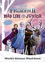 Frozen 2 Mad Libs Junior